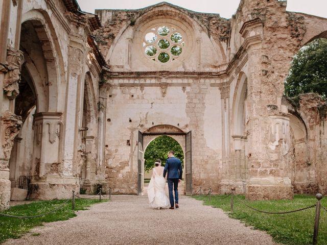 La boda de Yannig y Marta en Nuevalos, Zaragoza 56