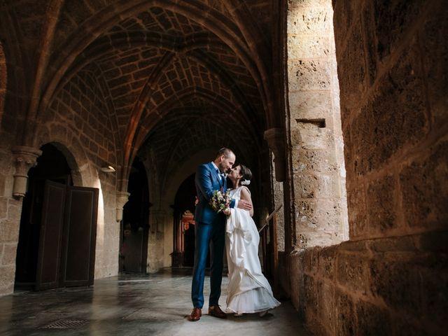 La boda de Yannig y Marta en Nuevalos, Zaragoza 57