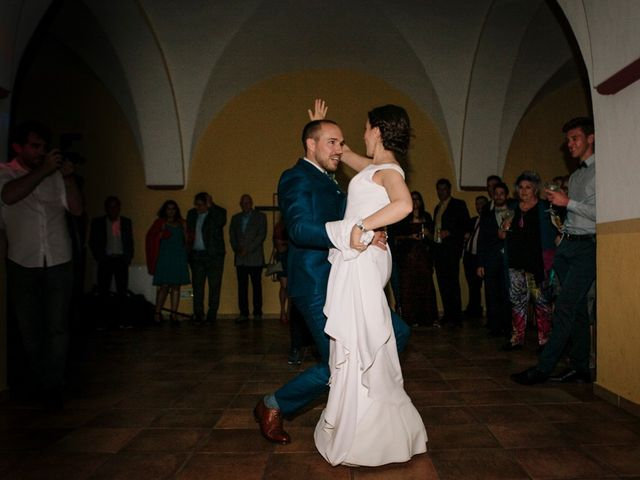 La boda de Yannig y Marta en Nuevalos, Zaragoza 69
