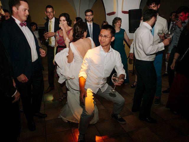 La boda de Yannig y Marta en Nuevalos, Zaragoza 71