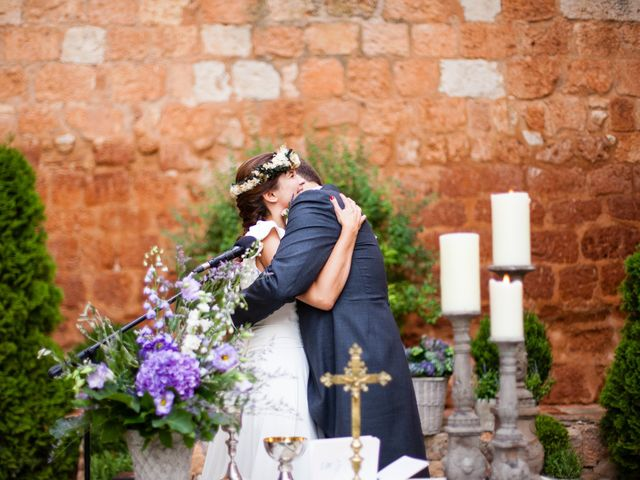 La boda de Sarah y Raúl