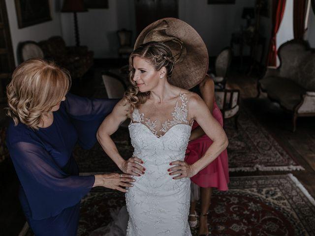 La boda de Luis y Paula en La Orotava, Santa Cruz de Tenerife 11