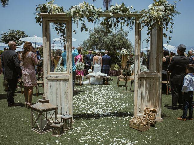 La boda de Luis y Paula en La Orotava, Santa Cruz de Tenerife 21