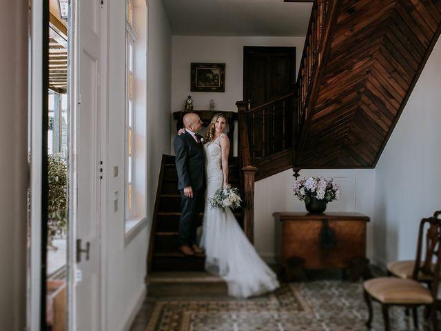 La boda de Luis y Paula en La Orotava, Santa Cruz de Tenerife 22