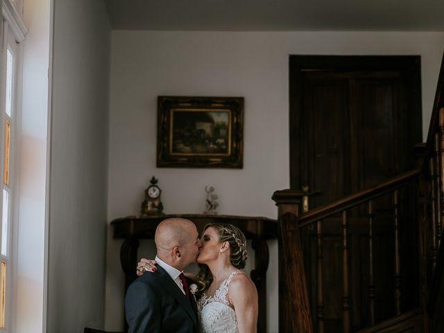 La boda de Luis y Paula en La Orotava, Santa Cruz de Tenerife 23