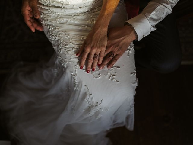 La boda de Luis y Paula en La Orotava, Santa Cruz de Tenerife 33