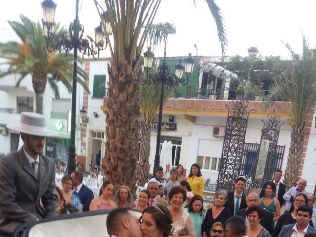 La boda de Alejandro  y Anabel en Trigueros, Huelva 1