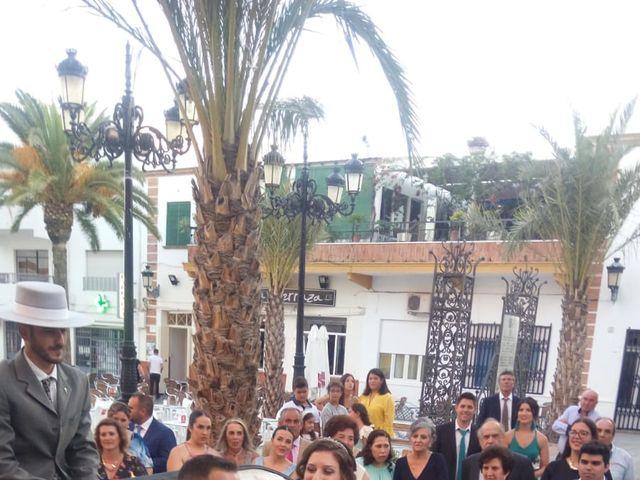 La boda de Alejandro  y Anabel en Trigueros, Huelva 6