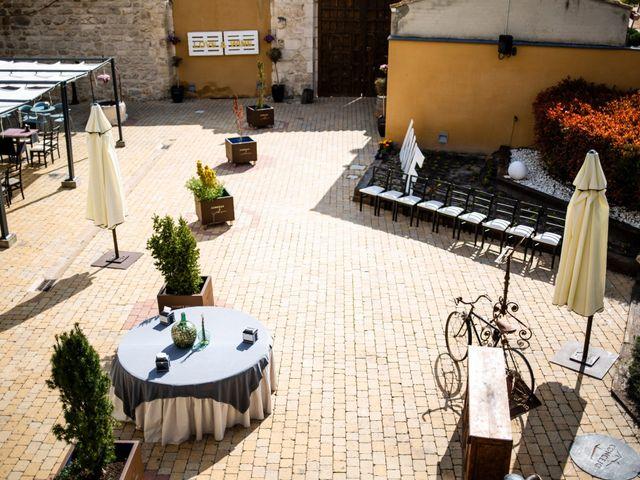 La boda de Alvaro y Africa en Valoria La Buena, Valladolid 7