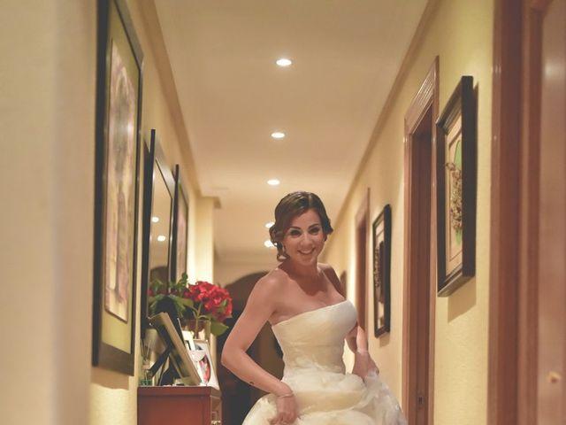 La boda de Chema y Pilar en Alacant/alicante, Alicante 36