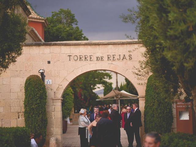 La boda de Chema y Pilar en Alacant/alicante, Alicante 43