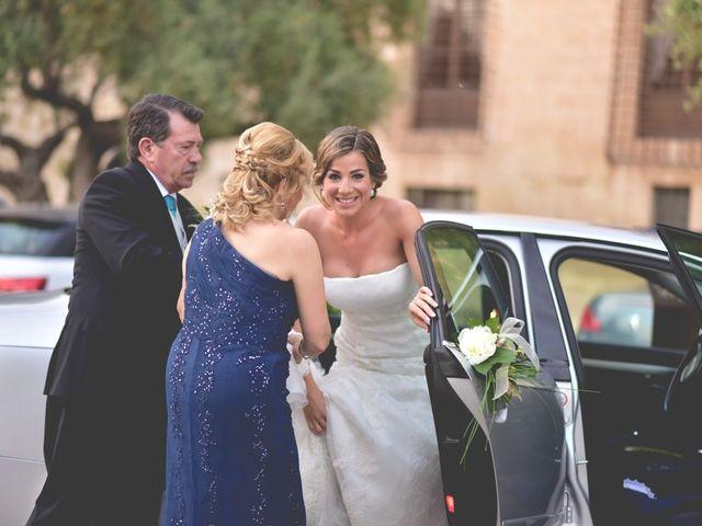 La boda de Chema y Pilar en Alacant/alicante, Alicante 44