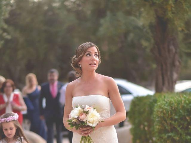 La boda de Chema y Pilar en Alacant/alicante, Alicante 46
