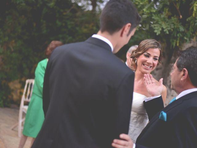 La boda de Chema y Pilar en Alacant/alicante, Alicante 49
