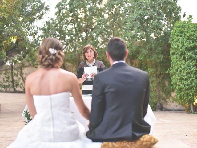 La boda de Chema y Pilar en Alacant/alicante, Alicante 50