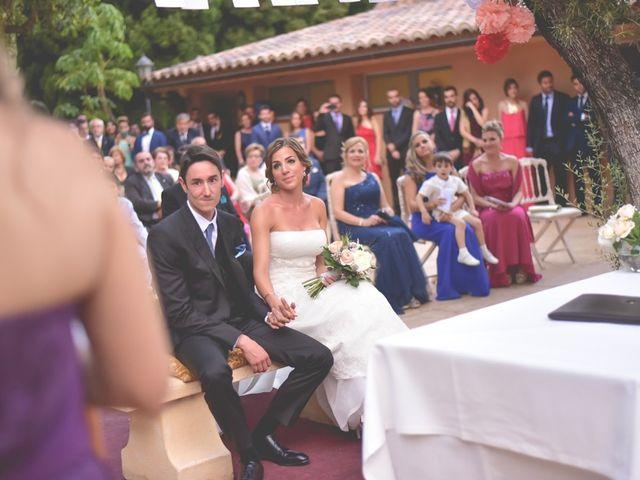 La boda de Chema y Pilar en Alacant/alicante, Alicante 51