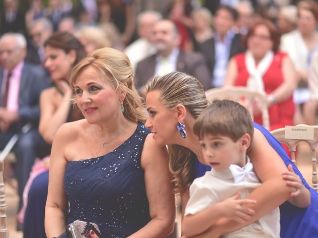 La boda de Chema y Pilar en Alacant/alicante, Alicante 54