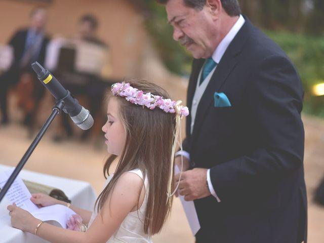 La boda de Chema y Pilar en Alacant/alicante, Alicante 59