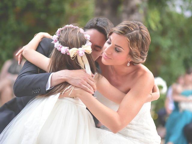 La boda de Chema y Pilar en Alacant/alicante, Alicante 60
