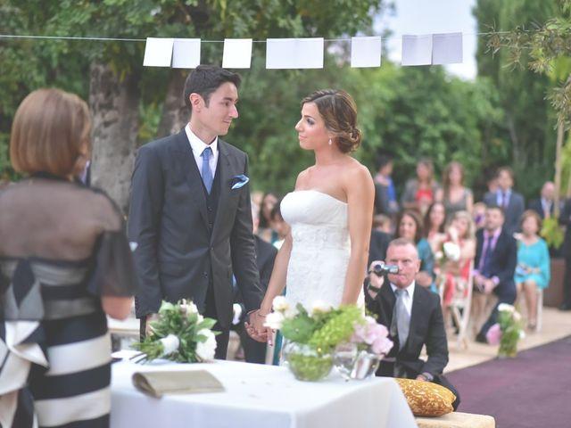 La boda de Chema y Pilar en Alacant/alicante, Alicante 61