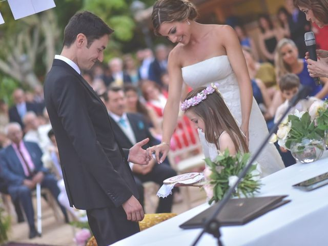 La boda de Chema y Pilar en Alacant/alicante, Alicante 62