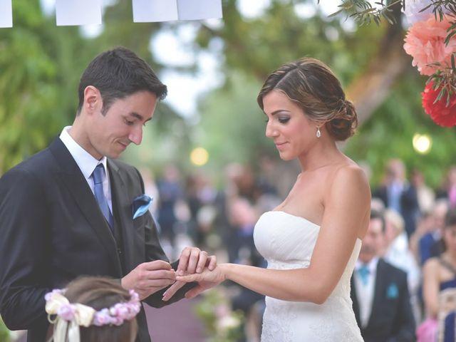 La boda de Chema y Pilar en Alacant/alicante, Alicante 63