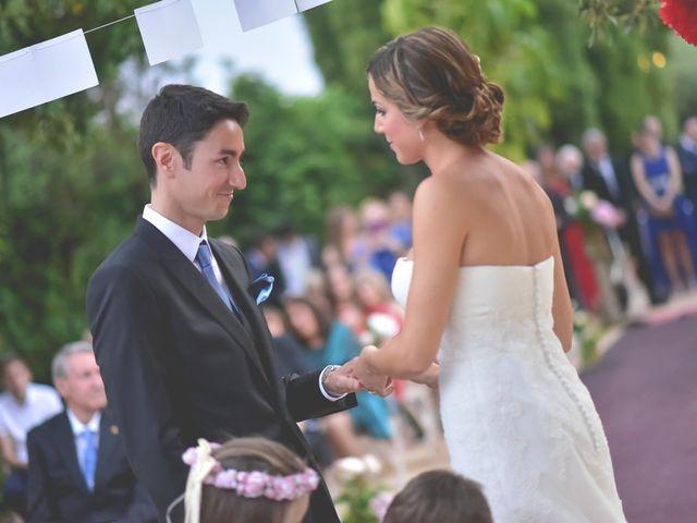 La boda de Chema y Pilar en Alacant/alicante, Alicante 64