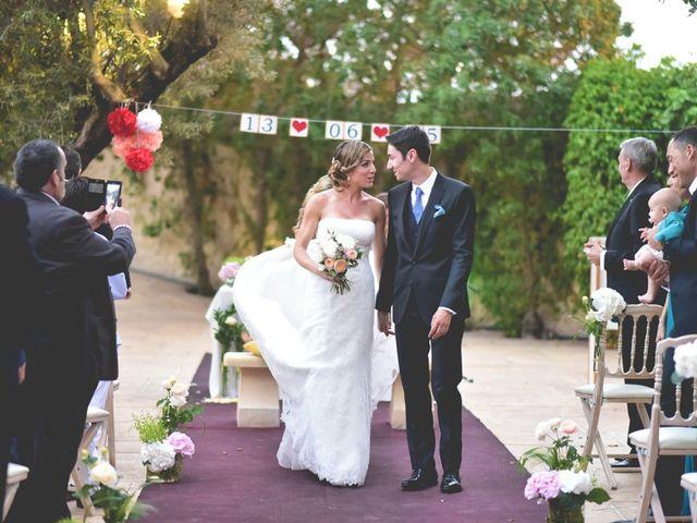 La boda de Chema y Pilar en Alacant/alicante, Alicante 65