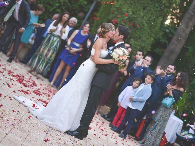 La boda de Chema y Pilar en Alacant/alicante, Alicante 69