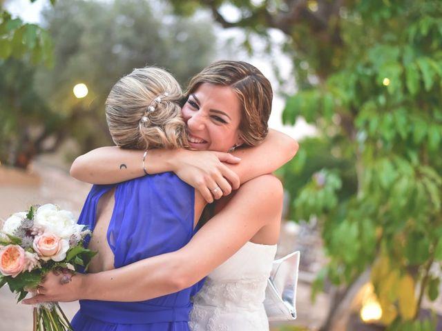 La boda de Chema y Pilar en Alacant/alicante, Alicante 72