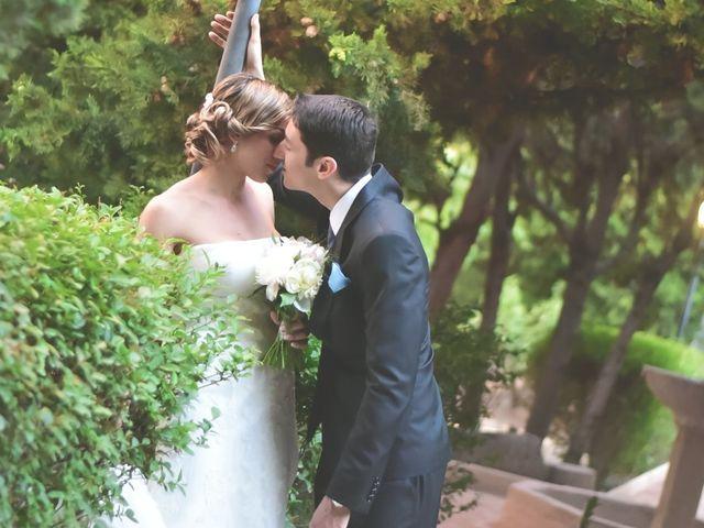 La boda de Chema y Pilar en Alacant/alicante, Alicante 78