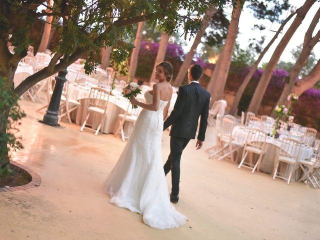 La boda de Chema y Pilar en Alacant/alicante, Alicante 79