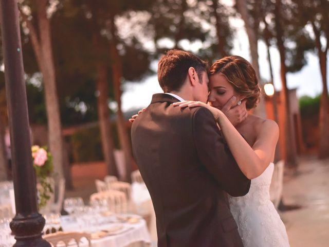 La boda de Chema y Pilar en Alacant/alicante, Alicante 81