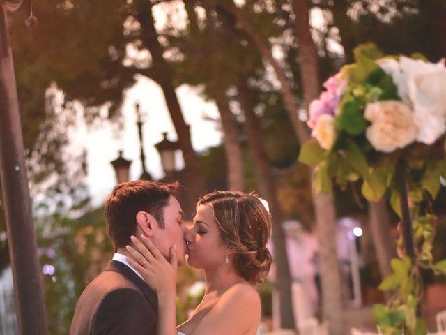 La boda de Chema y Pilar en Alacant/alicante, Alicante 82