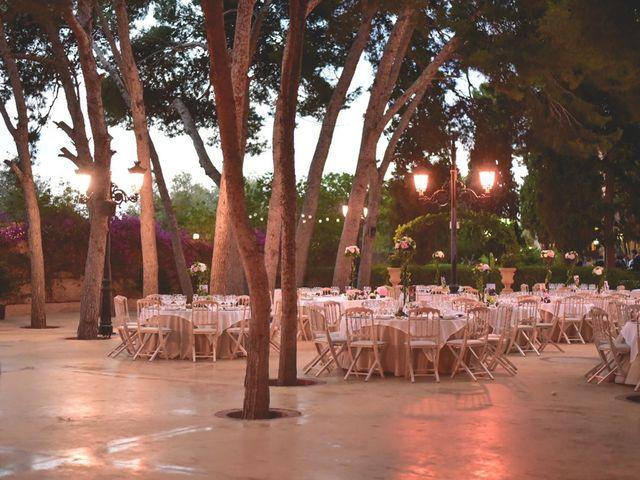 La boda de Chema y Pilar en Alacant/alicante, Alicante 84
