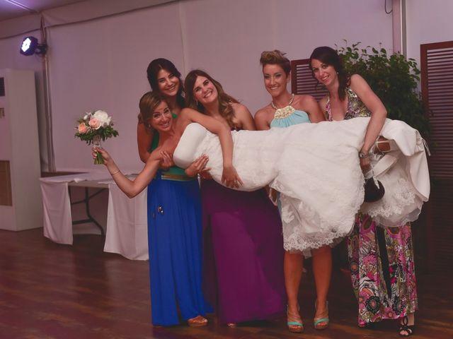 La boda de Chema y Pilar en Alacant/alicante, Alicante 89
