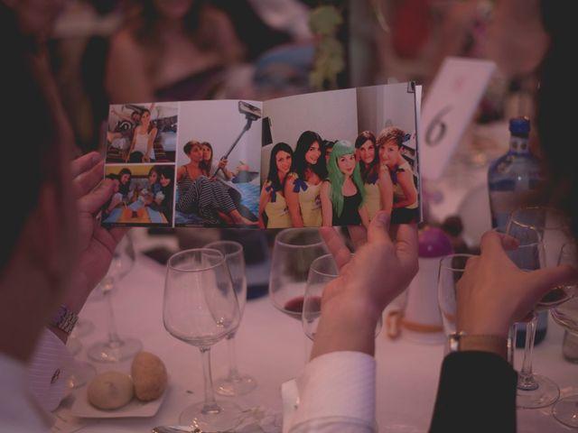 La boda de Chema y Pilar en Alacant/alicante, Alicante 99