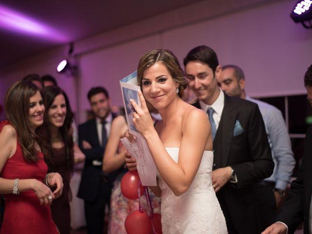 La boda de Chema y Pilar en Alacant/alicante, Alicante 103