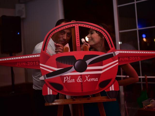 La boda de Chema y Pilar en Alacant/alicante, Alicante 114