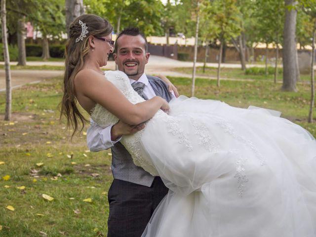 La boda de Moisés y Maria José en Sant Boi De Llobregat, Barcelona 1