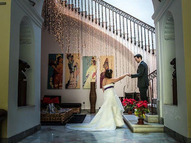 La boda de Juan y Ana  en Jerez De La Frontera, Cádiz 2