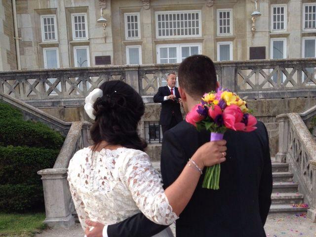 La boda de Fernando   y Doriana  en Santander, Cantabria 5