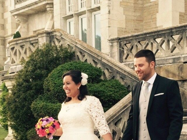 La boda de Fernando   y Doriana  en Santander, Cantabria 6