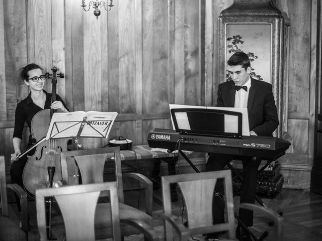 La boda de Fernando   y Doriana  en Santander, Cantabria 2