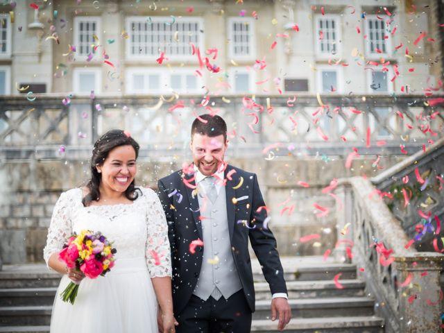 La boda de Fernando   y Doriana  en Santander, Cantabria 9