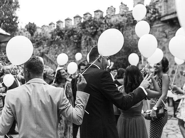 La boda de Anna y Nicolás en Toledo, Toledo 7