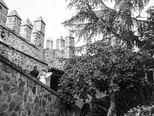 La boda de Anna y Nicolás en Toledo, Toledo 8