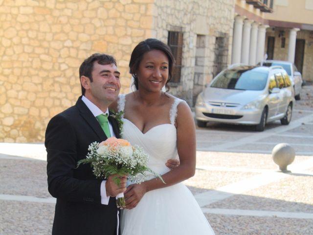 La boda de Fernando y Glennys en Horche, Guadalajara 6