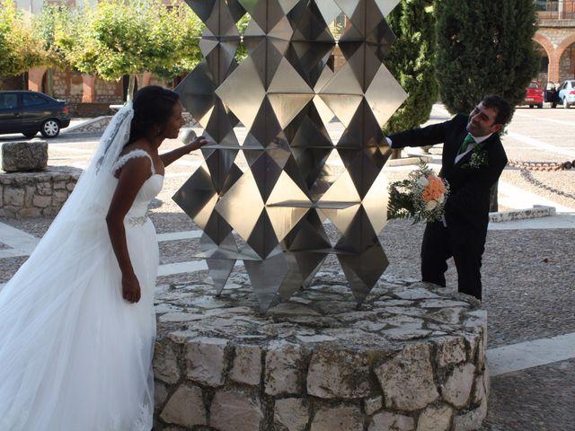 La boda de Fernando y Glennys en Horche, Guadalajara 2