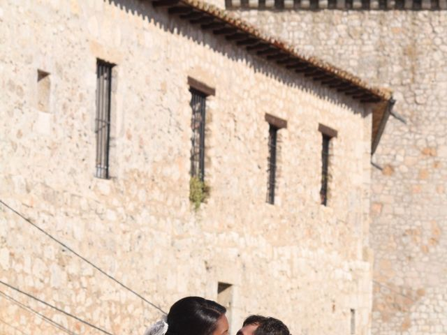 La boda de Fernando y Glennys en Horche, Guadalajara 7